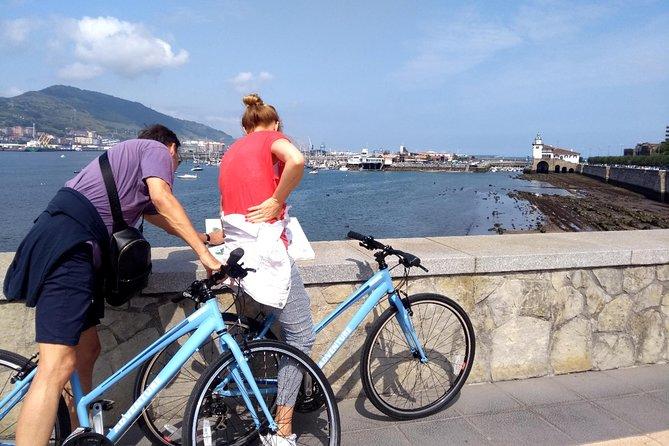 Bike Rental in Getxo (Bilbao Seaside)