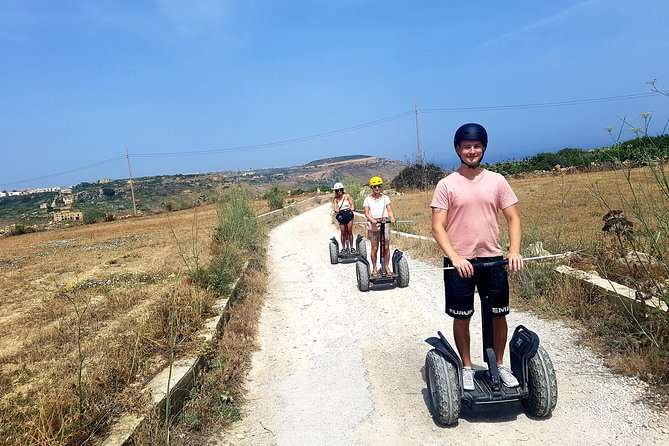 Explore Gozo by a segway tour photo 7