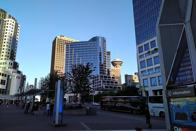 Private-VIP- Vancouver City Tour, SEDAN