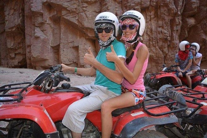 Sharm El-Sheikh : Quad Bike & Desert Safari Adventure with Transfers photo 10