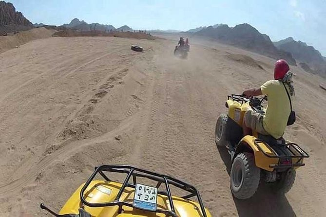 Sharm El-Sheikh : Quad Bike & Desert Safari Adventure with Transfers photo 14