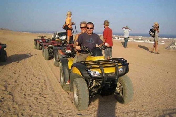 Sharm El-Sheikh : Quad Bike & Desert Safari Adventure with Transfers photo 3