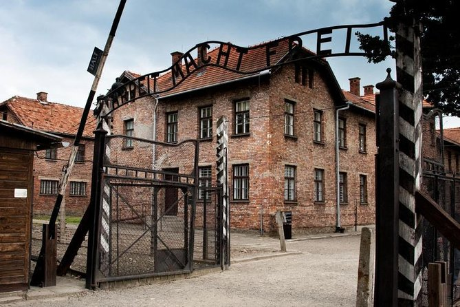 Auschwitz-Birkenau Day Trip with Admission Ticket and Transportation