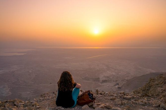Masada Sunrise, Ein Gedi & Dead Sea from Tel Aviv & Jerusalem