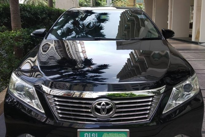 Private Transfer Krabi Airport To Phuket Any Hotels