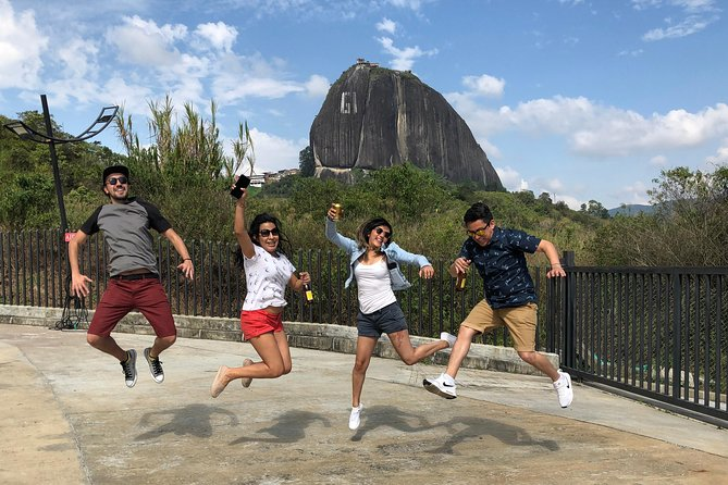 Guatape & The Rock Private and Group Tours