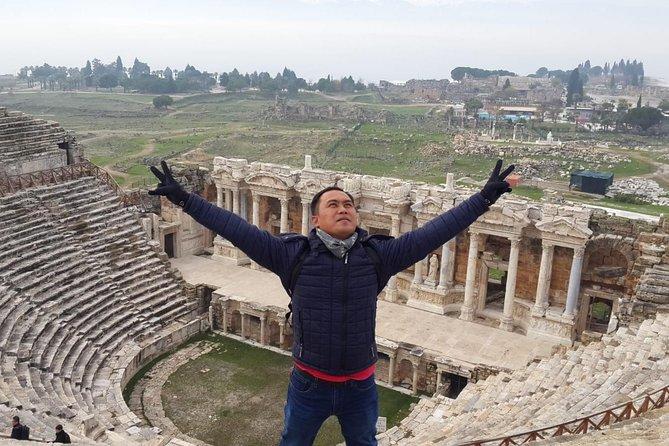Pamukkale & Hierapolis City Tour (Small Group Tour)