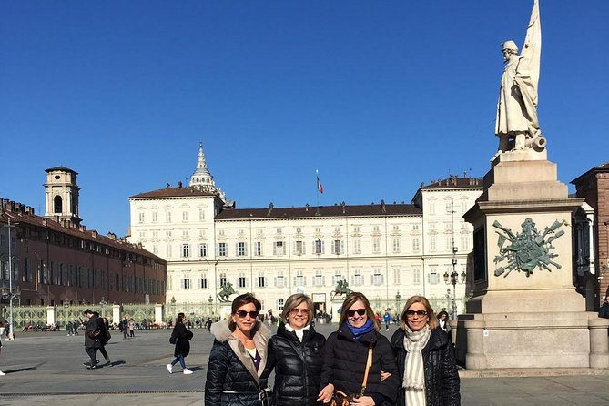 Turin Private City Tour, Bicerin or Gelato & Fast Access to Mole Panoramic Lift