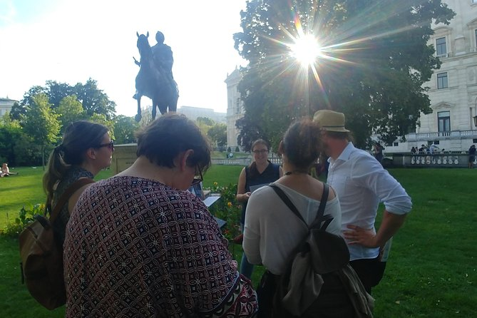 Historical puzzle tour through Vienna