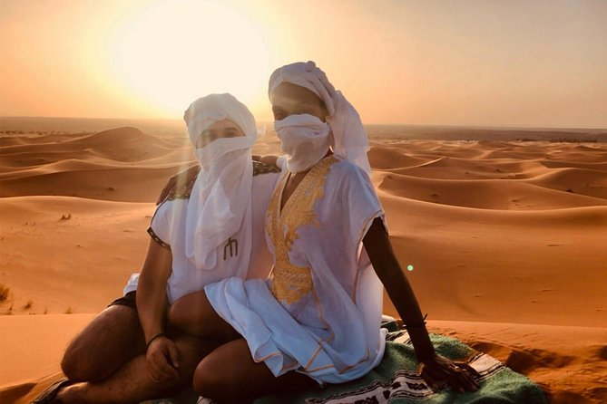 Merzouga Desert Highlights: 3-Day Guided Tour from Marrakech