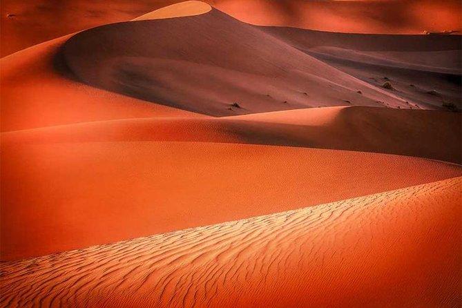 Thrilling Red Dune Safari with Quad Bike