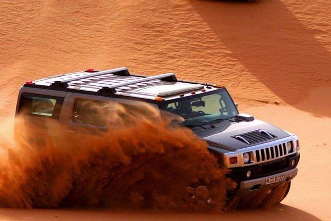 Desert Safari Dubai with BBQ Dinner and Belly Dance