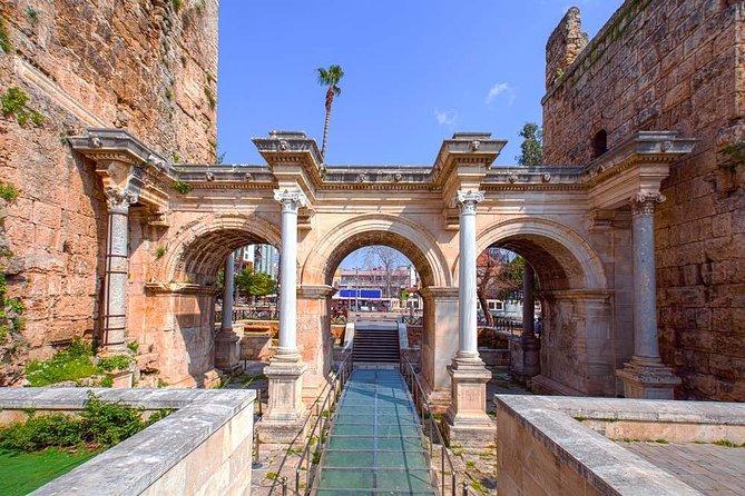 Antalya City Tour - Small group Tour