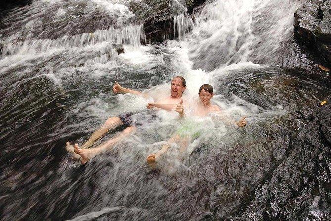 Ebano Waterfalls and Rainforest Safari Tour