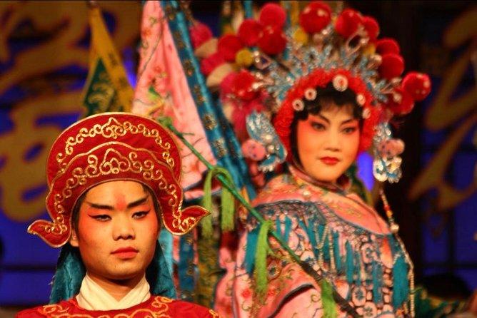 Shu Feng Ya Yun Sichuan Opera Ticket