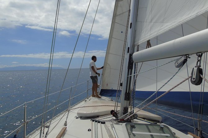 3-hour sailing yacht excursion aboard Skyline 1 photo 1