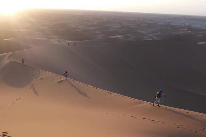 Morocco Desert Trek Travel from Marrakech