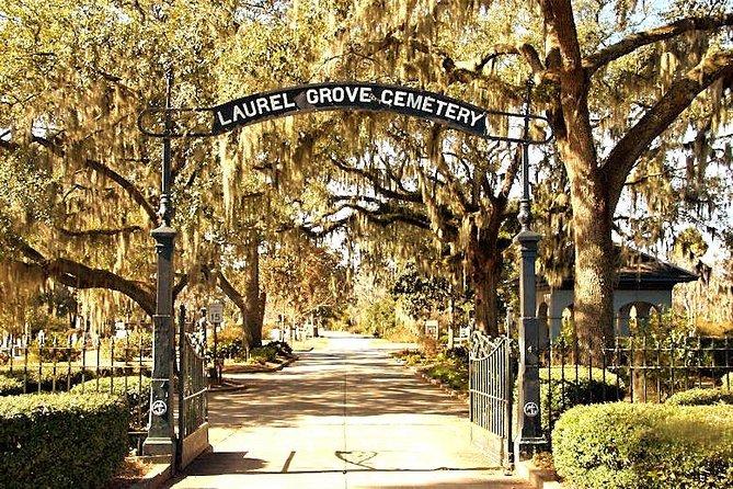 Savannah's Laurel Grove Cemetery Tour