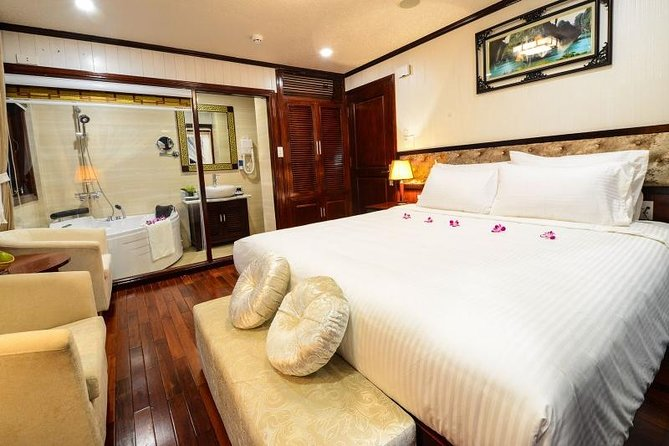 Halong Bay 3 Days 2 Nights (Silver Sea Cruise + Sandy Beach Resort) photo 10