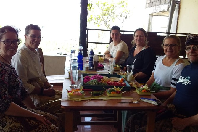 "Balinese Daily Offering Making Private Classes - ""Canang Sari"""