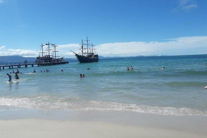 Tour Praias do Norte em Floripa com trilha guiada - 6 horas - Descubra Floripa
