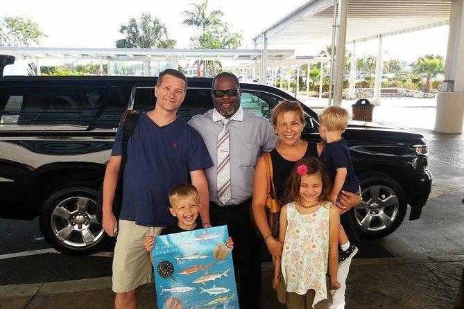 Nassau Ground Transportation, Nassau island and City Tours