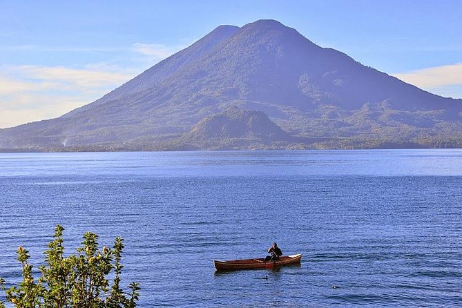 Lake Atitlán Sightseeing Cruise with Transport from Guatemala City photo 4
