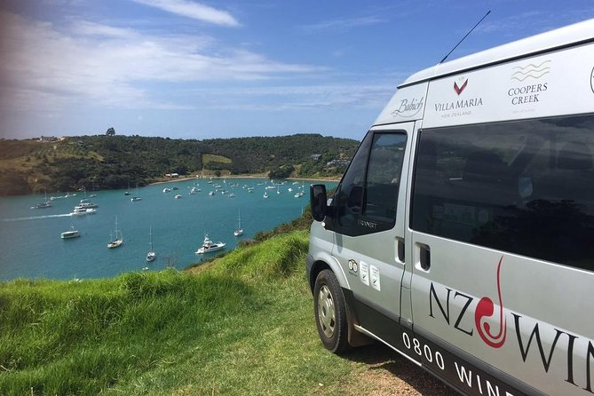 Waiheke Island Wine Escape Tour