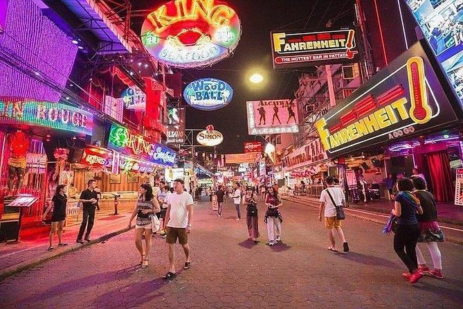 Pattaya Hosted Party All Night