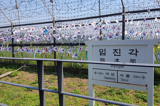 No Shopping Half Day Korea DMZ Tour