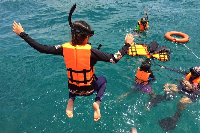 Pattaya coral island Snorkeling full day tour with round trip service