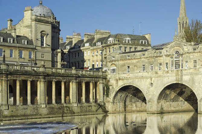 Bath Self Guided Walking Tour - Stories, histories and architecture