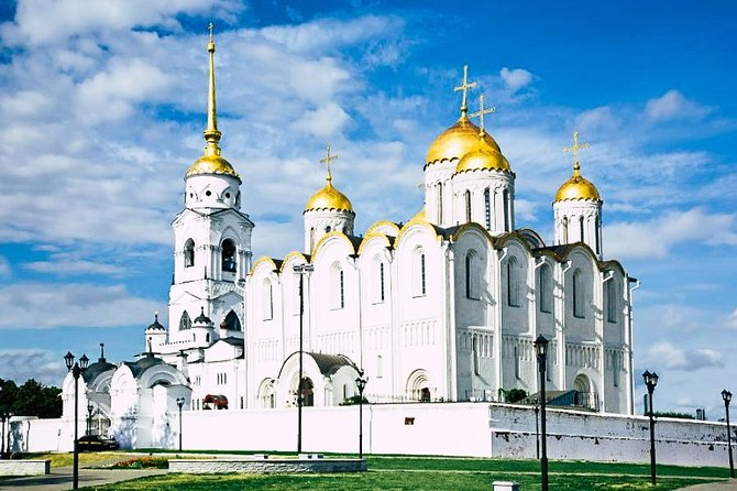 Trip to Vladimir and Suzdal with a Pro Local Guide