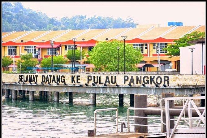 Lumut (Marina Island Jetty) to Kuala Lumpur Hotels 1-way Transfer