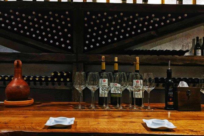 Premium & Organic Wine Tour in Kakheti