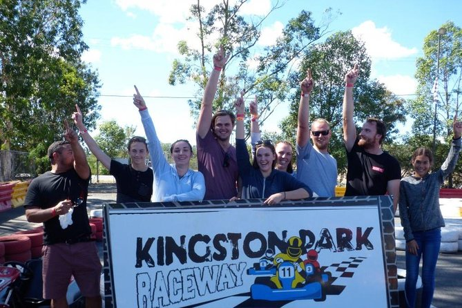 Kingston Park Race Way Group Event