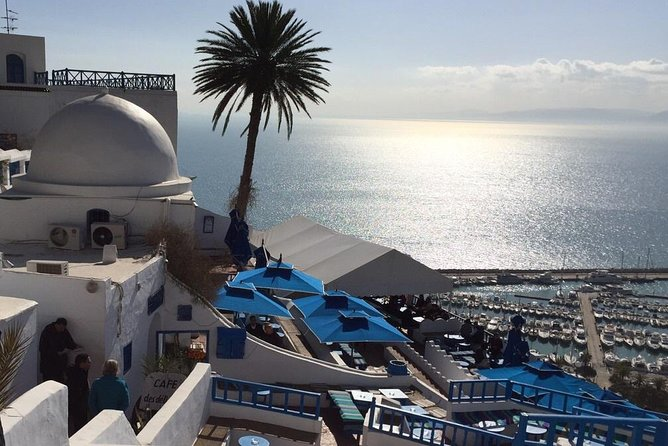 Excursion for cruises with stopover in Tunisia