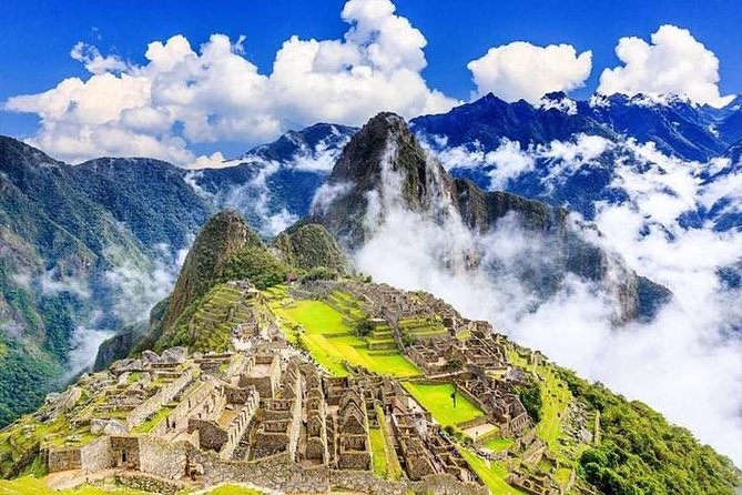 Machu Picchu with Bus and Entrance Ticket