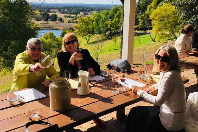 Carillion Wines... what about that view!