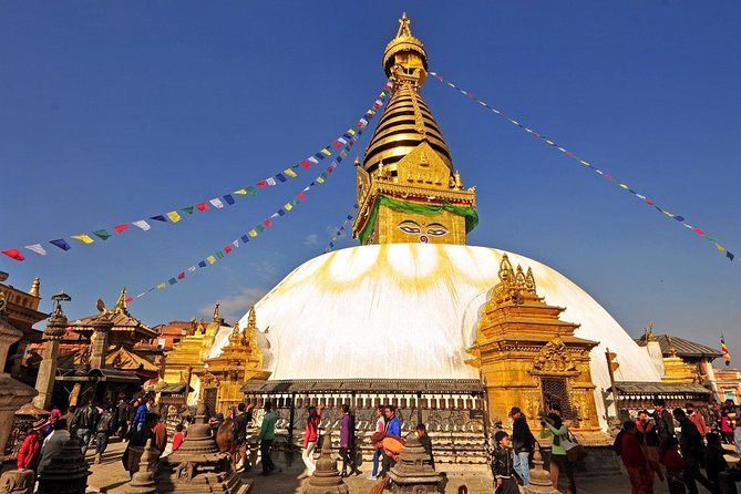 Full-Day Privat Tour of Kathmandu Valley's UNESCO World Heritage Sites
