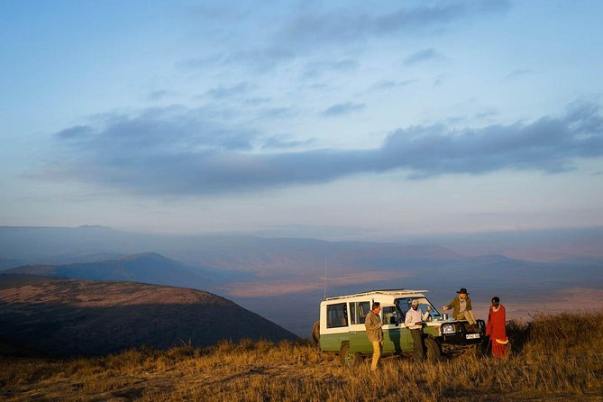 Amazing 2 days visit Tarangire park and Ngorongoro Crater photo 1