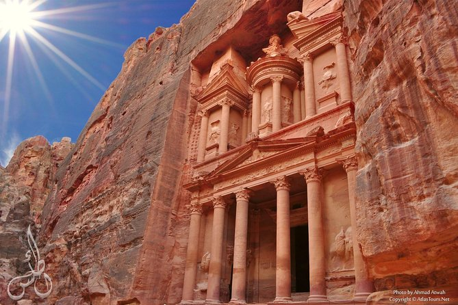 Petra Day Tour From TLV/JLM