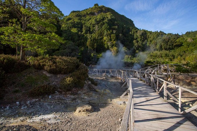 Kayaking and Mountain Biking in Furnas