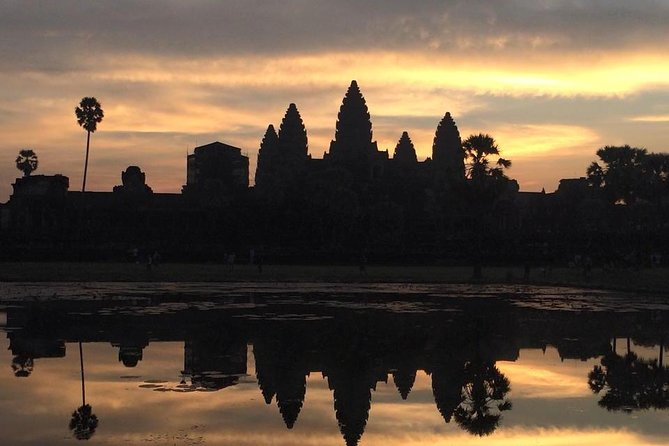 One day Angkor temple with sunrise photo 37