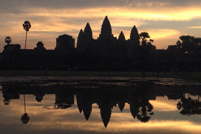 One day Angkor temple with sunrise photo 13