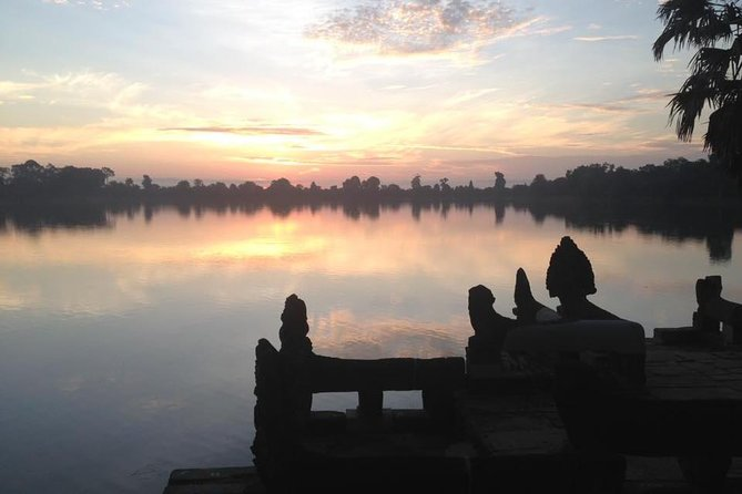 One day Angkor temple with sunrise photo 14