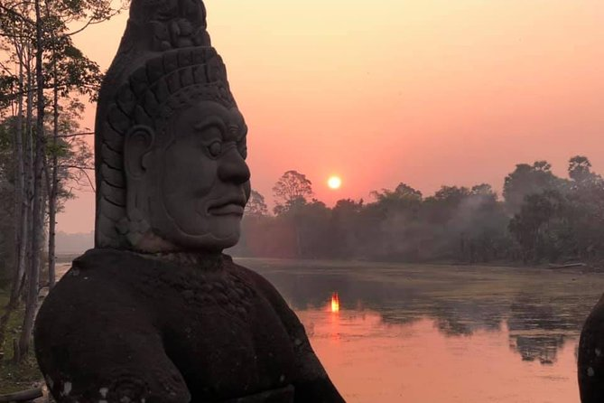 One day Angkor temple with sunrise photo 15