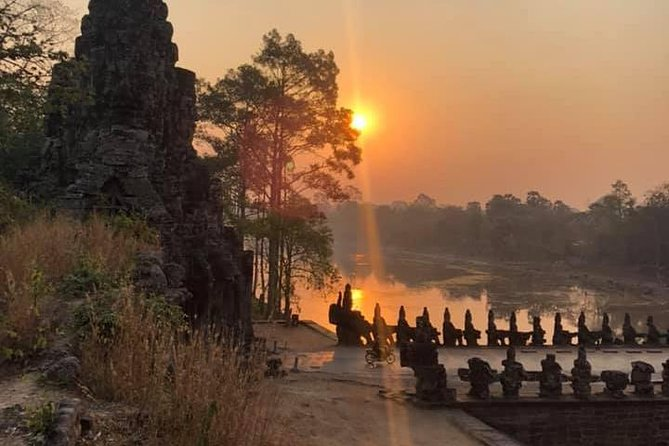 One day Angkor temple with sunrise photo 28
