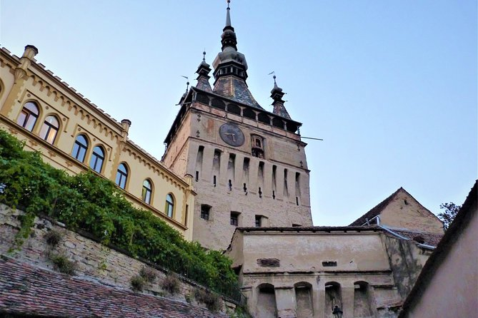 Private tour: Medieval cities of Transylvania, 2 Days from Bucharest