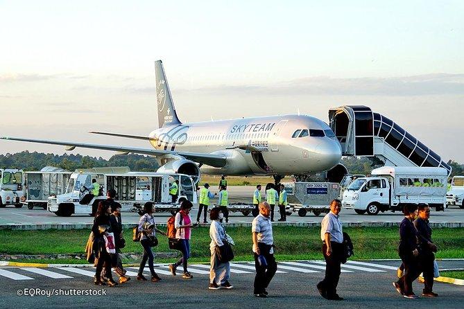 Siem Reap International Airport Transfer
